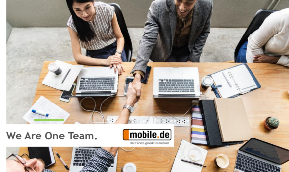Teamleiter Account Management (m/w/d) bei mobile.de in Kleinmachnow/Berlin