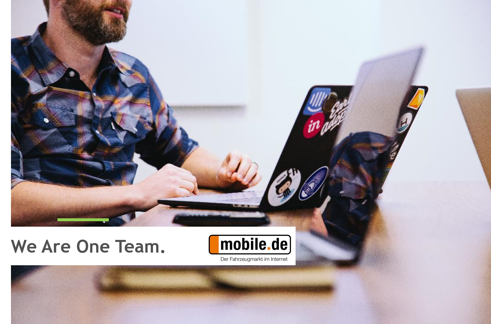 Account Manager (m/w/d) bei mobile.de in Kleinmachnow/Berlin